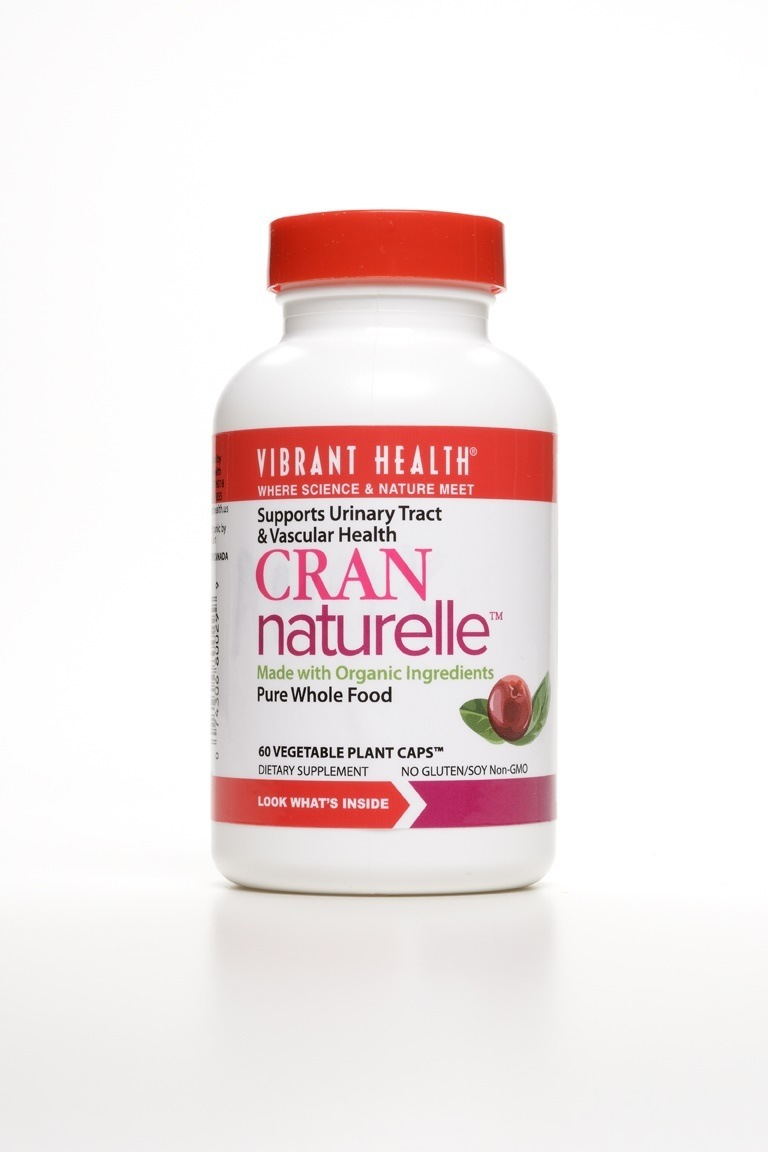 Organic Cranberry Capsules - Fruit D'Or, Bright Pharma