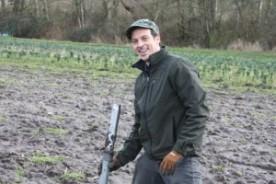 organic soil scientist Doug Collins
