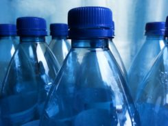 plastic-bottles into fuel