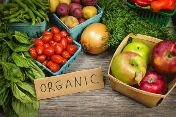 marketing organic food, marketing organic products, agricultural marketing