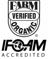 Farm Verified Organic – Organic Food Labels