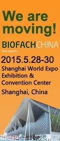 BIOFACH CHINA | May 2015