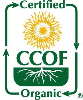 California Certified Organic Farmers – CCOF – Organic Food Labels