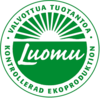 Luomu Sun Sign – Organic Food Labels