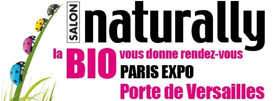 NATURALLY PARIS | Organic fair in France
