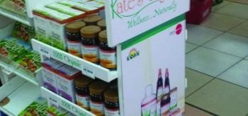 Organic food marketing