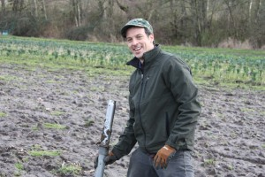 organic soil scientist Doug Collins