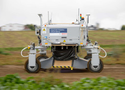 Farm Robot Learns What Weeds Look Like