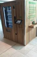 Healthy food vending machines