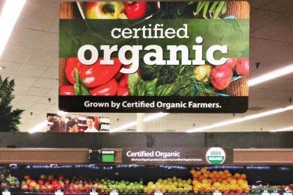 bad news about organic industry
