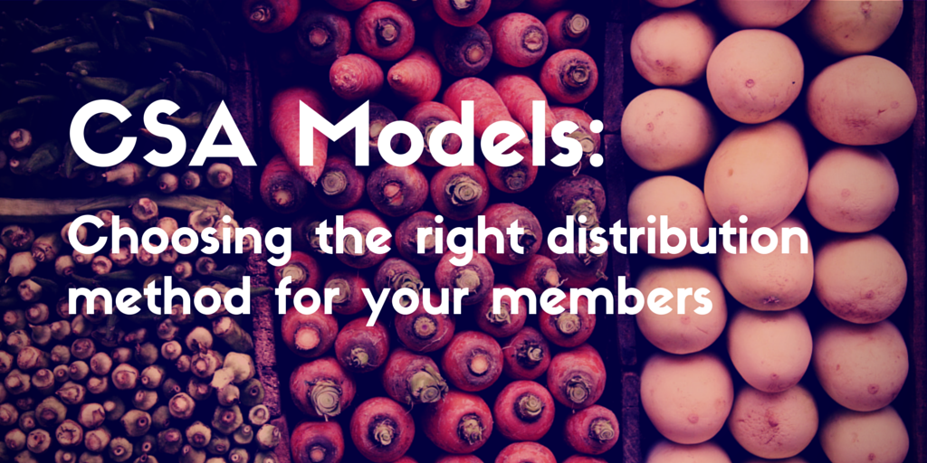 Choosing the right distribution method for your members