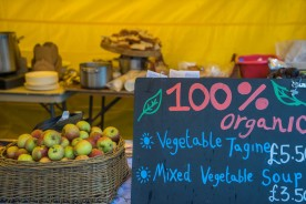 UK organic to explore US market