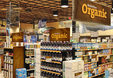 Four trends driving growth in organic