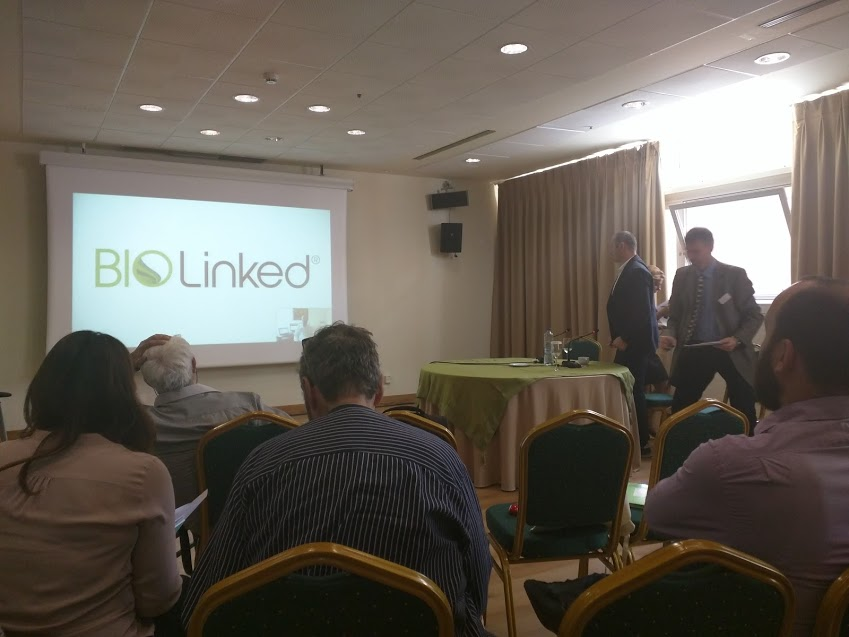 BioLinked held presentation at IFOAM ABM workshop